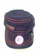 Chicago Bears NEW Womens Major Chic Military Hat . NFL Football Cap Fan Gift NWT