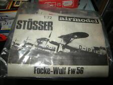 1:72 Stösser Airmodel Focke-Wulf Fw 5 ohne VP Selten/Rar