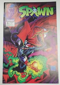 Spawn #1, Todd McFarlane never read, flawless copy! NM+ CGC IT?