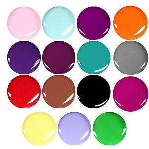 15 x 5ml Profi Farbgel UV Gel Made in Germany FG-SET