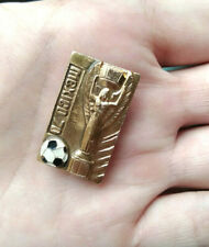 USSR Pin Badge Mexico Soccer National Team 1970 Football World Championship Cup