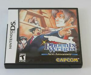 Phoenix Wright Ace Attorney (DS)