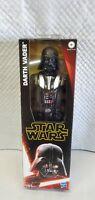 "Hasbro Star Wars Darth Vader 12"" Action Figure NIB NEW Free Shipping"