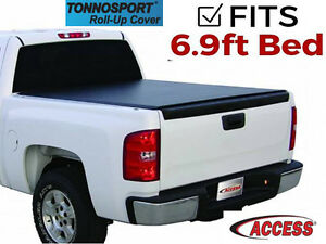 Access TonnoSport Roll-Up Tonneau Cover (fits) 99-16 Ford SD F250 F350 6.9 FT