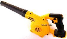 NEW Dewalt DCE100 20V Cordless Blower 20 Volt MAX Compact Jobsite 100CFM