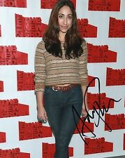 ANNAPURNA SRIRAM - Signed 10x8 Photograph - TV/STAGE - SPOILS