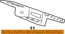 FORD OEM F-150 Rear Bumper-Step Pad Protector Scratch Guard Cover 7L3Z17B807F