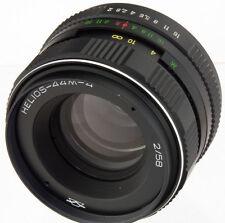 Helios-44M-4 58mm 50mm f/2 Russian lens M42 biotar Canon 6D 70D 7D 5D 60D 1D