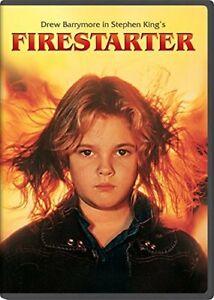 FIRESTARTER NEW DVD