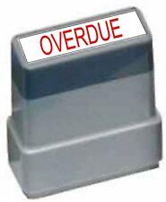 Pre-inked Stock Sello Ms20 pendiente de pago