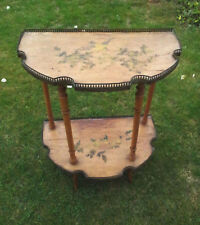 Guéridon sellette table Art Nouveau 1900