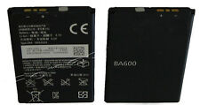 Replacement 1290mAh Battery For Sony Ericsson Xperia U ST25i ST25 BA600 BA 600