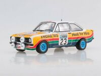Scale model 1:18  Ford Escort RS1800 - #23 R.Brookes/J.Brown 3rd RAC Rally 1977