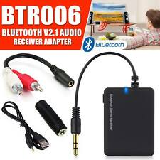 2018 Bluetooth Wireless Audio Receiver Stereo Music Adapter BTR006 For Speaker