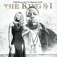 Faith Evans & The Notorious BIG - The King & I [New CD] Clean