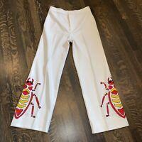 Vtg 60s 70s Levi's TUXEDO Suit Pants POLYESTER Prom Disco Bell Bottom Mens 31 29