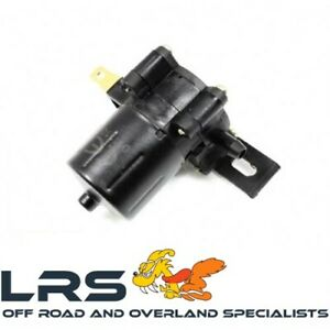 LAND ROVER SERIES 2, 2A & 3 WINDSCREEN WASHER PUMP STC575