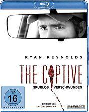 BLU-RAY  THE CAPTIVE - Spurlos verschwunden  (mit Ryan Reynolds)
