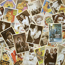 32pcs/Lot Vintage Posters Old Classic Movie Postcards Wall Decoration Cards Set