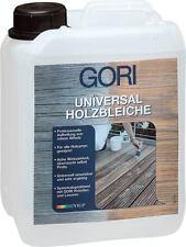 GORI 3061 Universal Holzbleiche 1L farblos - Altholz Aufhellung | gelartig -