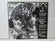 """V/A F.O.G. Three: The Love Attack 7"""" EP crystalized movements paul flaherty NM-"""