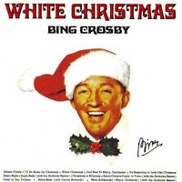 BING CROSBY White Christmas CD BRAND NEW
