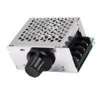 4000w tensión Regulador AC 0-220v Scr Motor de velocidad Módulo