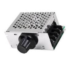 4000W REGOLATORE DI TENSIONE Dimmer AC 0-220v SCR MOTORE VELOCITÀ Modulo