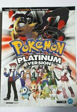 POKEMON PLATINUM VERSION: Official Strategy Guide (Future Press, Nintendo DS)