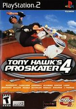 Tony Hawk's Pro Skater 4 - Playstation 2 Game Complete