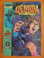 Demon Héroic Fantasy. Albun N° 4 du 01 et 03/1986. Comics Pocket Arédit