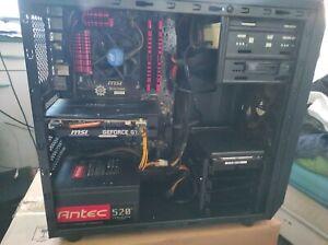 PC GAMER MSI GeForce GTX 1660 Ti VENTUS XS 6G OC I5 4460 8 GIGA RAM