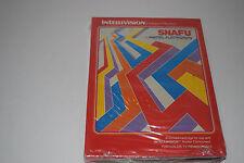 Snafu Intellivision INTV Game New Sealed Shrinkwrapped!Mattel