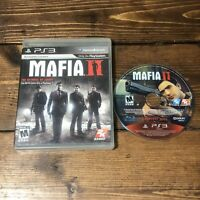 Mafia II (Sony PlayStation 3, 2010)- No Manual