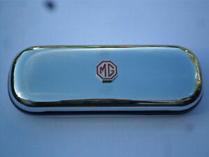 MG MGF MGB MGA Midget car brand new chrome glasses case great gift!!!