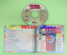 CD PEACE & LOVE 60 1965 2 compilation PROMO 2000 JEFF BECK CLAPTON ANIMALS (C32)