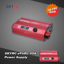 SKYRC eFUEL 30A AC 100-240V to DC 12-18V Power Supply for RC Heli US Plug 3L7Q