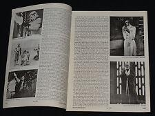 Star Wars Delap's F&SF Review July 1977 Vintage ESB Original B&W