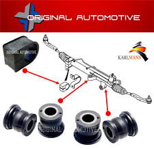 FITS SSANG YONG REXTON I II  2002-2012 STEERING GEAR RACK BUSH KIT 5PCE KIT