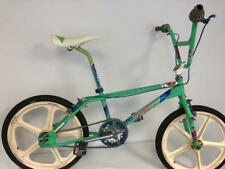 Vintage 1985 1st Year Haro Master Twin Top Tube (Frame and Fork Only)