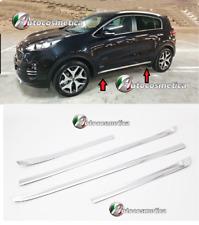 Modanature Profili Porte Fasce in ABS Cromo Cromate  Kia Sportage 2016 -2018