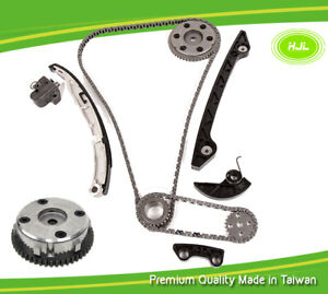 Mazda 3 5 6 Tribute 2.3L Timing Chain Kit Non-Turbo w/VVT Adjuster 2003-2007
