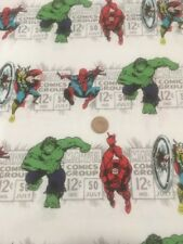 Marvel Comics Images Marvels 100% Cotton fabric Quilting Craft 13020303