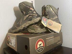 Irish Setter VaprTrek LS 800 Gram Insulated Waterproof Hunting Boots, Size 9 E2