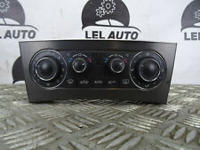 MERCEDES-BENZ C-CLASS COUPE  C180 HEATER CLIMATE CONTROL PANEL A2038301785
