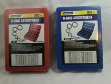 NEW Sealed Store House Metric and SAE Nitrile Rubber O-ring Assortment Kit