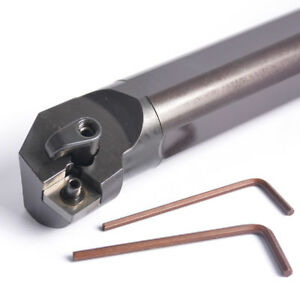 1pcs S32T-MCKNR12 CNC machine tools Inner bore turning tool holder of **CN1204**