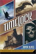 TimeLock (Caretaker Trilogy (Paperback)), Klass, David, Very Good Book