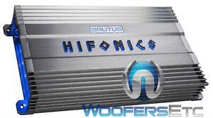 HIFONICS BG-1600.4 BRUTUS 1600W 4-CH 3200W MAX COMPONENT SPEAKERS CAR AMPLIFIER