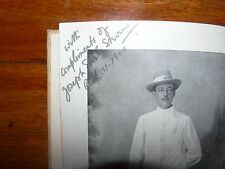 SIGNED Yesterdays in the Philippines by Joseph Earle Stevens 1899 Hardcover